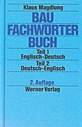 Baufachwörterbuch