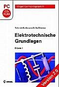 Elektrotechnische Grundlagen Version 2.0 CD-ROM E-Lern 1