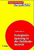 Energieeinsparung in der Gebäudetechnik