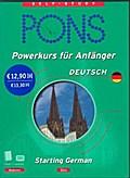 PONS Powerkurs für Anfänger Deutsch