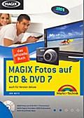 MAGIX Fotos auf CD und DVD 7.0