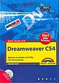 Jetzt lerne ich Dreamweaver CS4