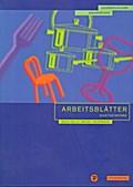Arbeitsblätter Gastgewerbe Lehrerausgabe Grundstufe