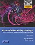 Cross-Cultural Psychology