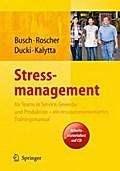 Stressmanagement, m. CD-ROM (Springer)