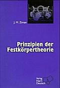 Prinzipien der Festkörpertheorie