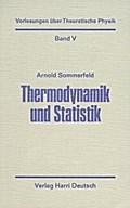 Thermodynamik und Statistik