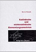 Euklidische und nichteuklidische Elementargeometrie