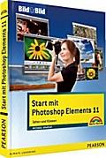 Start mit Photoshop Elements 11 - mit Bildern lernen