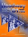 Headway B1 Part 2. Teacher's Book