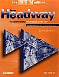 New Headway. Intermediate Workbook mit Lösungsschlüssel und Grammatikübersicht