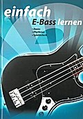 Einfach E-Bass lernen mit CD